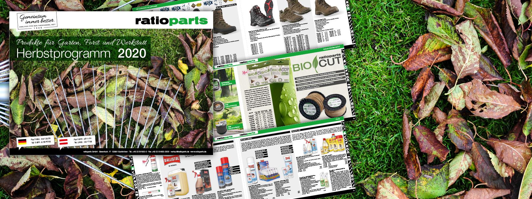 Der neue Online-Blätterkatalog ist da! Finden Sie hier die passenden Artikel für die Forstsaison
