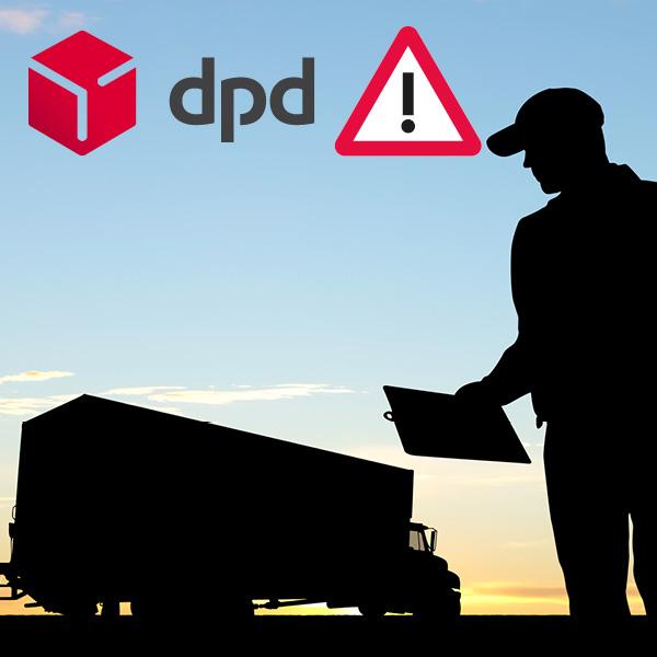 Shipping information DPD - Corona